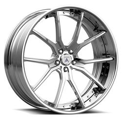 Asanti Wheels CX875 - Custom Finishes Rim - 21x11