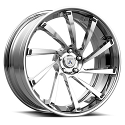 Asanti Wheels CX876 - Custom Finishes Rim - 24x8.5