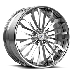 Asanti Wheels CX877 - Custom Finishes Rim - 24x8.5
