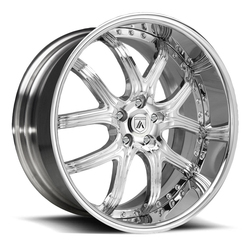 Asanti Wheels DA150 - Custom Finishes Rim - 20x15.5