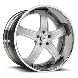 Asanti Wheels DA165 - Custom Finishes Rim - 20x15.5