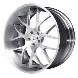 Asanti Wheels DA174 - Custom Finishes Rim - 20x15.5