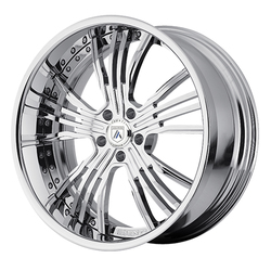 Asanti Wheels DA187 - Custom Finishes Rim - 20x15.5