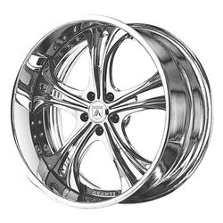 Asanti Wheels DA189 - Custom Finishes Rim - 20x15.5