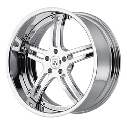 Asanti Wheels DA191 - Custom Finishes Rim - 20x15.5