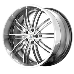 Asanti Wheels DA193 - Custom Finishes Rim - 20x15.5