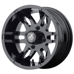 Fairway Alloy Wheels FA140 Flex - Gloss Black - 14x6.5