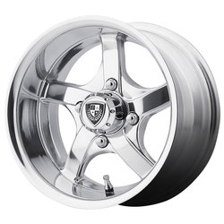 Fairway Alloy Wheels FA137 Rallye - Hand Polished Rim