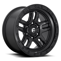 Fuel Wheels Fuel Wheels D700 Ammo - Matte Black