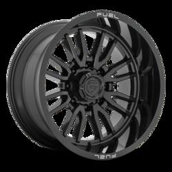 Fuel Wheels Clash 8 D760 - Gloss Black Rim