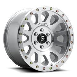 Fuel Wheels Fuel Wheels Vector D647 - Polished