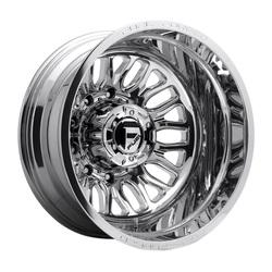 Fuel Wheels Mono DB66 Dually - Polished Rim