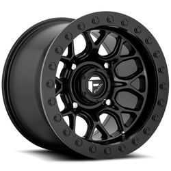 Fuel UTV Wheels Tech D916 - Matte Black Rim
