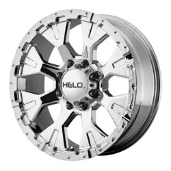 Helo Wheels HE878 - Chrome