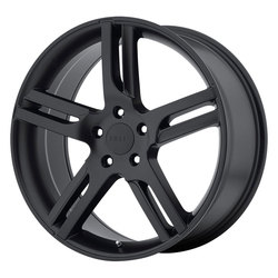 Helo Wheels HE885 - Satin Black Rim - 16x7