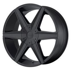Helo Wheels HE887 - Satin Black Rim