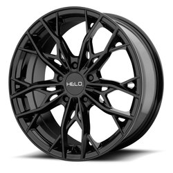 Helo Wheels HE907 - Gloss Black Rim - 17x7