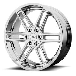 Helo Wheels HE908 - Chrome Rim
