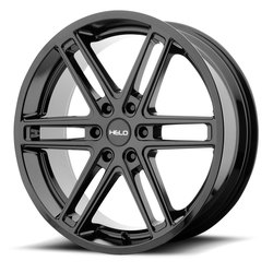 Helo Wheels HE908 - Gloss Black