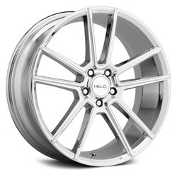 Helo Wheels HE911 - Chrome Rim - 17x7