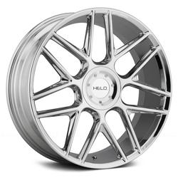 Helo Wheels HE912 - Chrome Rim - 22x8.5