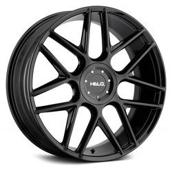 Helo Wheels HE912 - Gloss Black