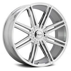 Helo Wheels HE913 - Chrome