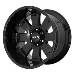 Helo Wheels HE917 - Gloss Black Rim - 20x10