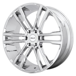 Helo Wheels HE918 - Chrome Rim - 22x9.5