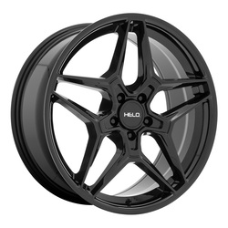 Helo Wheels HE919 - Gloss Black Rim - 17x7.5