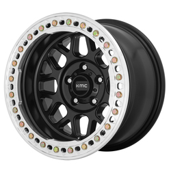 KMC Wheels KMC Wheels Grenade Crawl KM235 - Satin Black