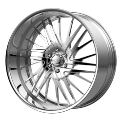 KMC Wheels KM405 - Polished Rim - 26x9.5