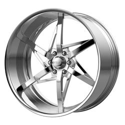 KMC Wheels KM406 - Polished Rim - 26x9.5