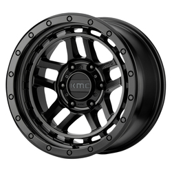 KMC Wheels KM540 Recon - Satin Black Rim