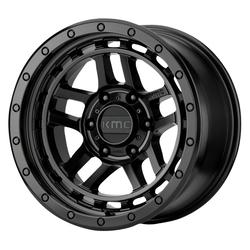KMC Wheels KM540 Recon - Satin Black Rim
