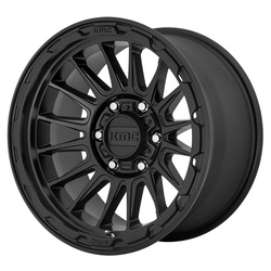 KMC Wheels KMC Wheels KM542 Impact - Satin Black