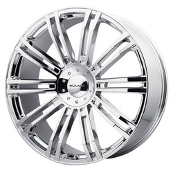 KMC Wheels KMC Wheels KM677 D2 - Chrome