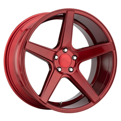 KMC Wheels KMC Wheels KM685 District - Candy Red - 20x10.5