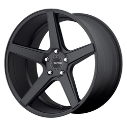 KMC Wheels KMC Wheels KM685 District - Satin Black