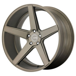 KMC Wheels KM685 District - Matte Bronze Rim - 19x9.5