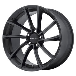 KMC Wheels KMC Wheels KM691 Spin - Satin Black