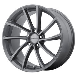 KMC Wheels KMC Wheels KM691 Spin - Gunmetal