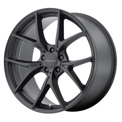 KMC Wheels KMC Wheels KM694 Wishbone - Satin Black