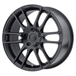 KMC Wheels KMC Wheels KM696 Pivot - Satin Black