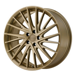 KMC Wheels KMC Wheels KM697 Newton - Gold