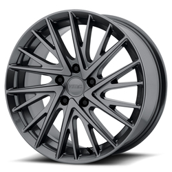 KMC Wheels KMC Wheels KM697 Newton - Matte Graphite