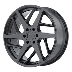 KMC Wheels KMC Wheels KM699 Two Face - Satin Black