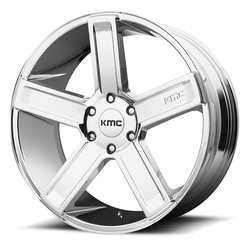 KMC Wheels KMC Wheels KM702 Duece - Chrome
