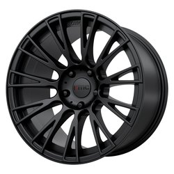 KMC Wheels KMC Wheels KM706 Impact - Satin Black