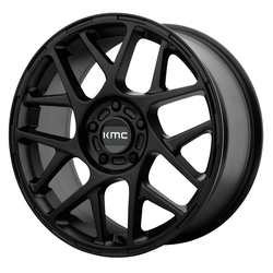 KMC Wheels KMC Wheels KM708 Bully - Satin Black